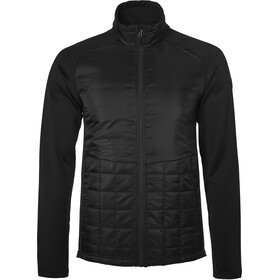 North Bend Bungy Hybrid Jacket Men black